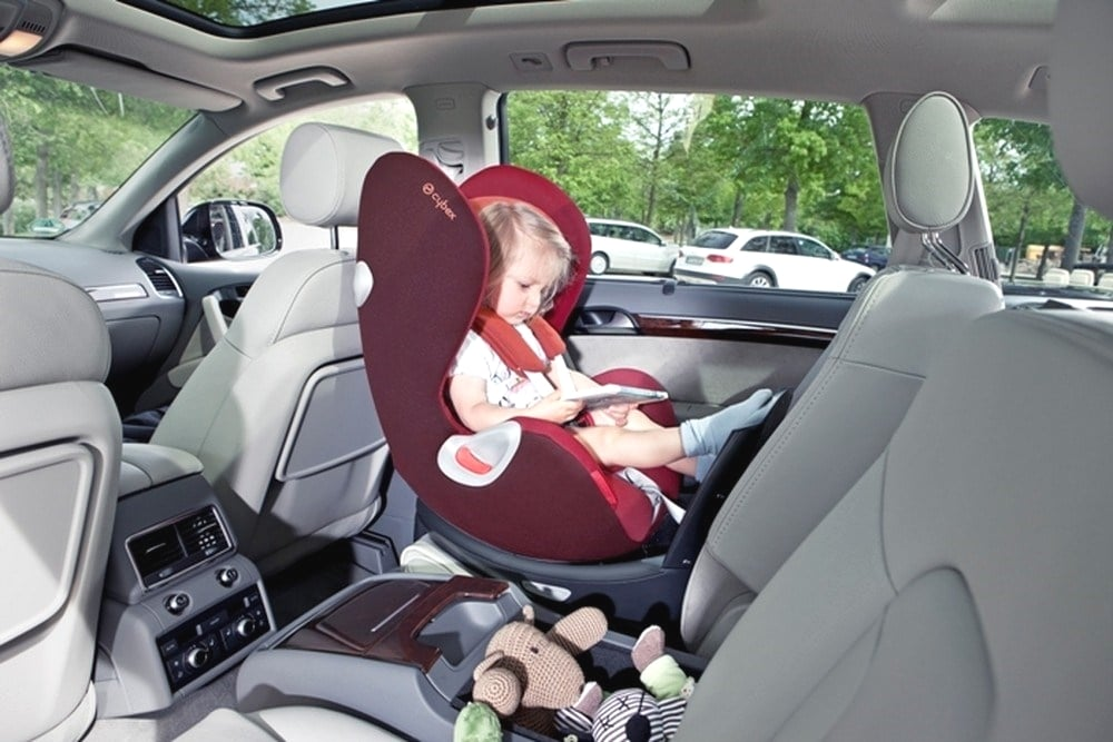 mejor silla coche reclinable