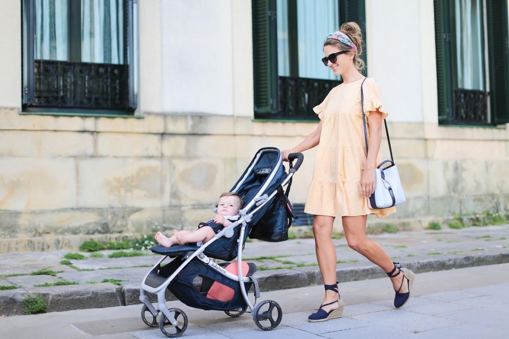 sillas de paseo bebe comparativa