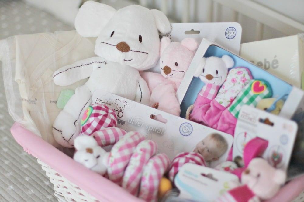 Regalos Originales Para Recien Nacidos Hechos A Mano.La Mejor Canastilla De Bebe Comparativa Y Precios