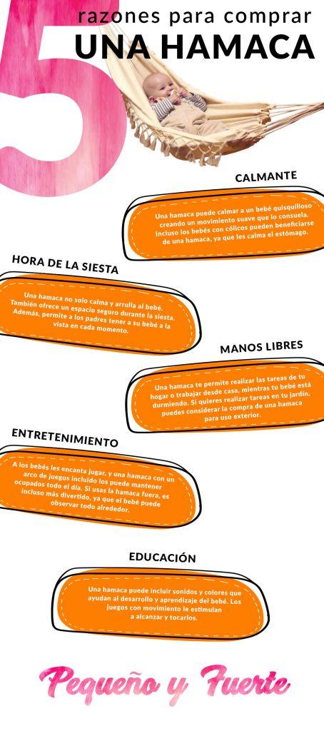 Razones para comprar una hamaca - PequeñoyFuerte.es