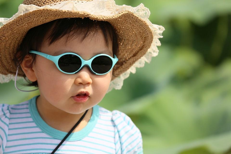 el regalo ideal para reci/én nacidos. 100/% protecci/ón UV desde 0 meses a 2 a/ños Kiddus Gafas de sol Baby para beb/és NI/ÑOS chicos MUY C/ÓMODAS gracias a la SUAVE banda ajustable