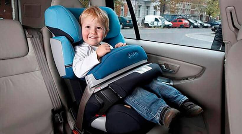 sillas de coche cybex opiniones